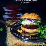 Atelier de Gatit Vegetarian cu Andie