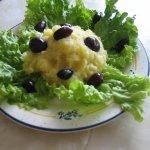Pasta de cartofi cu usturoi