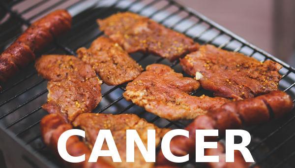 Carnea procesata este cancerigena, declara OMS